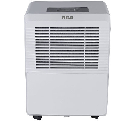 RCA 50-Pint Dehumidifier