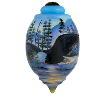 Soaring Eagle Ornament by Ne'Qwa - H286783