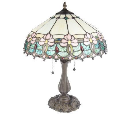 Tiffany Style VintageVictoria Scalloped Shade 21 1 2