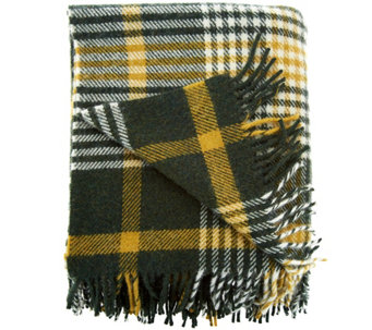 Foxford Woollen Mills Michael Collins Throw Blanket - H207984