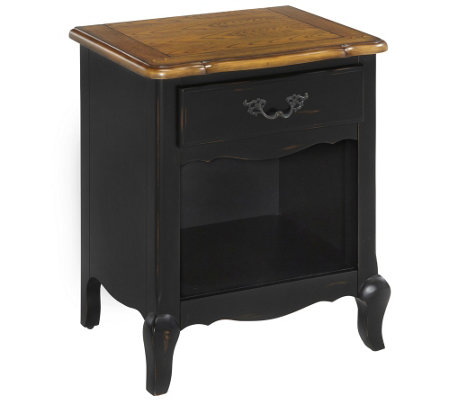 Home Styles The French Countryside Oak Nightstand