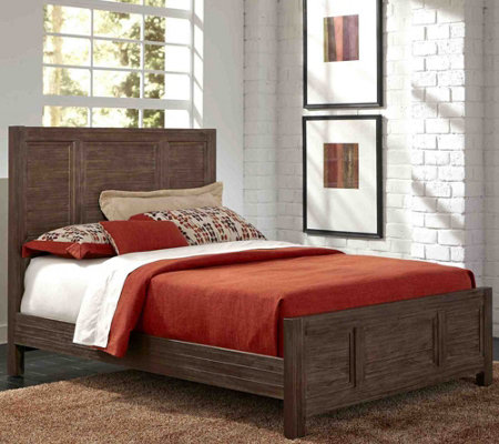 Home Styles Barnside King Bed Set
