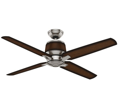 "Casablanca 54"" Aris Brushed Nickel Ceiling Fan"