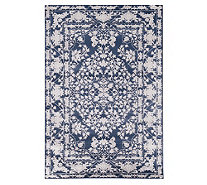 "Casa Zeta-Jones Swansea Lace 5'2"" x 7' Indoor Rug - H213585"