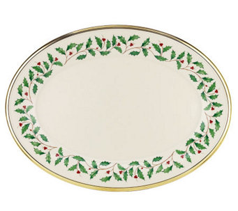 "Lenox 16"" Holiday Platter - H281785"