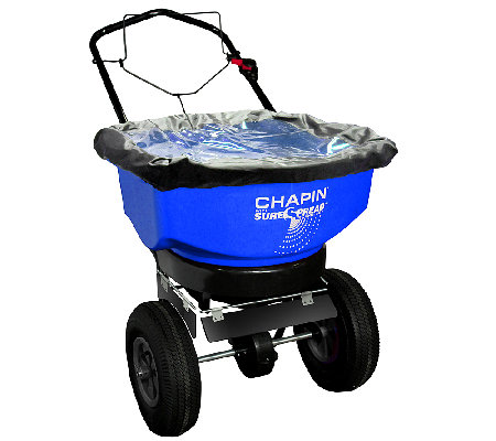 SureSpread Salt Spreader 80lb
