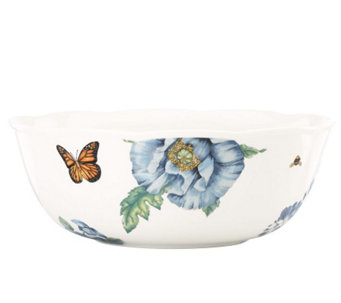 Lenox Butterfly Meadow Blue Serving Bowl - H288485