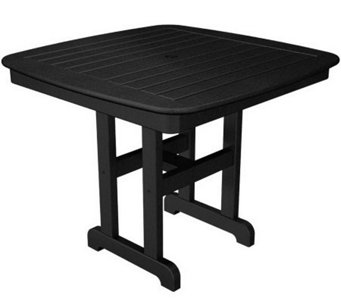 "POLYWOOD Nautical 37"" Dining Table - H349885"