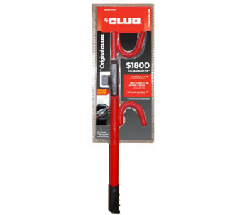 The Original Club Steering Wheel Lock - Red - H353285