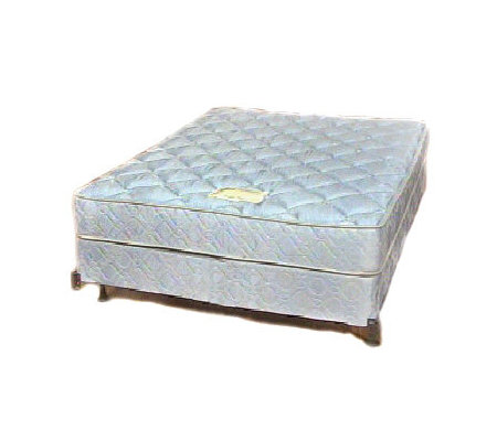 Beautyrest Gemini Plush Queen Size Mattress Set