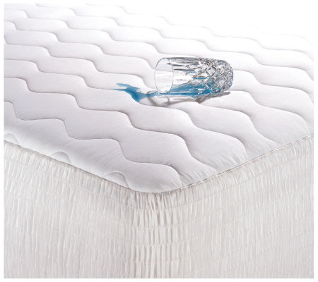 Beautyrest Ultimate Protection Full Mattress Pad Page 1