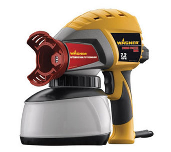 Wagner Optimus 7.2 GPH Power Painter Max w/DualTip Technology - H183286