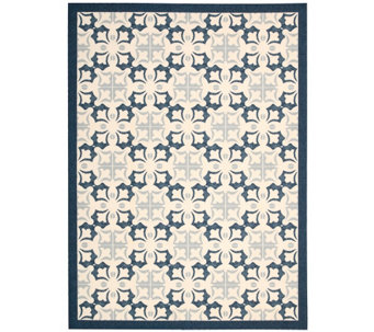 Enhance Geometric 5' x 7' Rug by Nourison - H286286