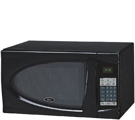 Oster 0.9 Cubic Ft 900 Watt Countertop Microwave