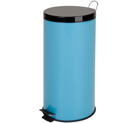 Honey-Can-Do 30-Liter Step Trash Can