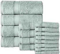 16-Piece Cotton Towel Set - H294886