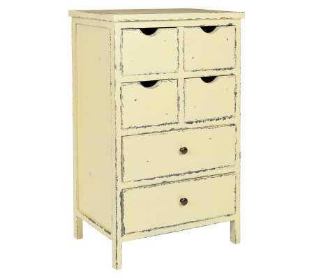Safavieh Lilly Lingerie Chest - Six Drawers