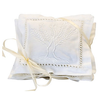 Copa Judaica Fine Embroidered Sachets - H144887