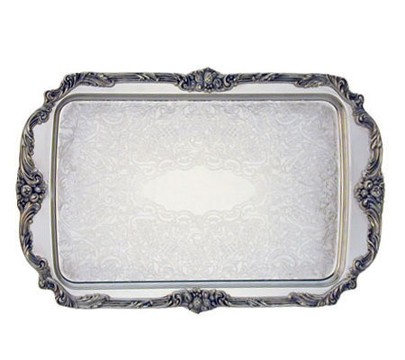 Reed & Barton King Francis Rectangular Tray