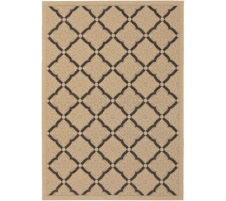 "Couristan 3'11"" x 5'6"" Five Seasons Sorrento Rug"