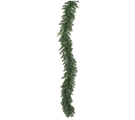 9' Imperial Prelit Garland by Vickerman - Clear