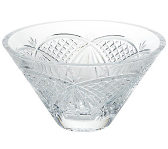 "Waterford Crystal 10"" O'Mara Bowl - H203987"