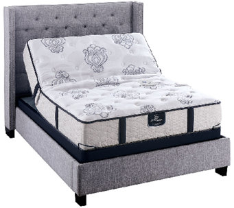 Serta Perfect Sleeper Elite Lovable Plush QN Mattress Set - H206487