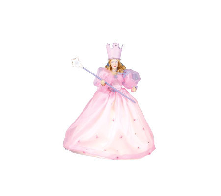 "10-Light 15"" Wizard of Oz Glinda Tree Topper"