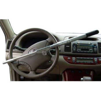The Club LX Steering Wheel Lock