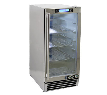 Maxx Ice MCWC28-O 28 Bottle Outdoor Wine Cooler