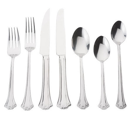 Reed & Barton Stainless Steel 115-piece Service for 12 Flatware Set