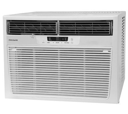 frigidaire 18 500 btu heat cool window air conditioner