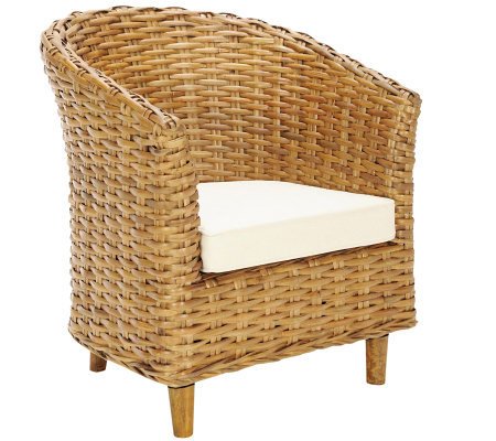 Safavieh Outdoor Omni Barrel Chair