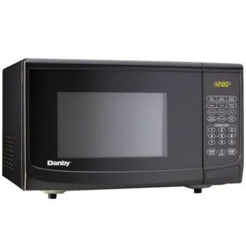 Danby 1.1 Cu. Ft. 1000W Countertop Microwave Oven - Black