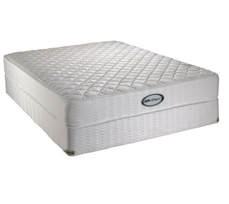 Beautyrest Spectrum Terrace Twin Mattress Set — QVC