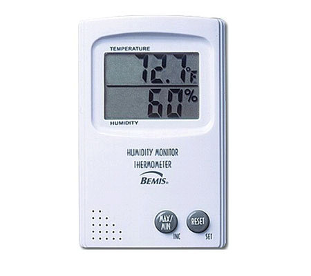 Aircare Digital Hygrometer/Thermometer - 1990