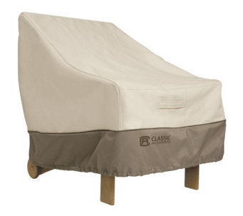 Veranda Stackable Chairs Cover by Classic Accessories - H149389
