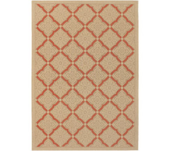"Couristan 4'11"" x 7'6"" Five Seasons Sorrento Rug - H160289"