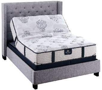 Serta Perfect Sleeper Elite Lovable Plush CK Mattress Set - H206489