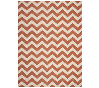 Safavieh 8' x 11' Horizontal Zigzag Indoor/Outdoor Rug - H283089