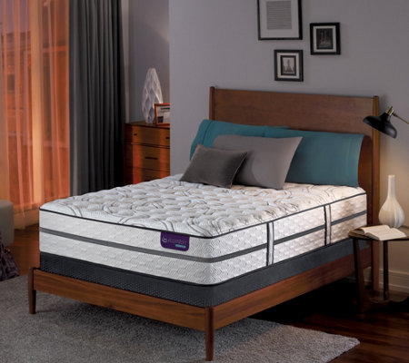 Serta Icomfort Hybrid Vantage Ii Firm Queen Mattress Set