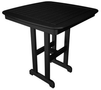 "POLYWOOD Nautical 37"" Counter Table - H349889"