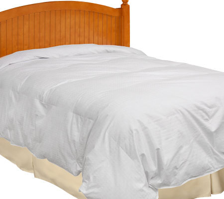 northern product nights size comforter com king open down qvc box