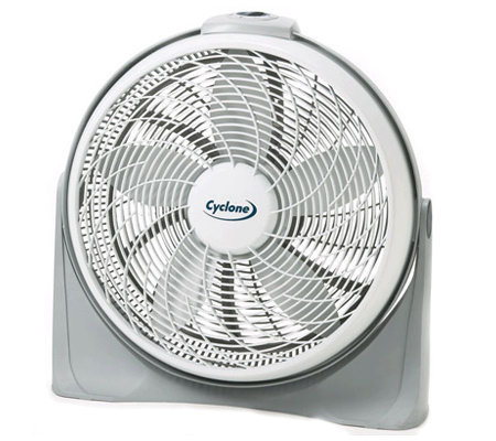 "Lasko 20"" Cyclone Power Circulator"
