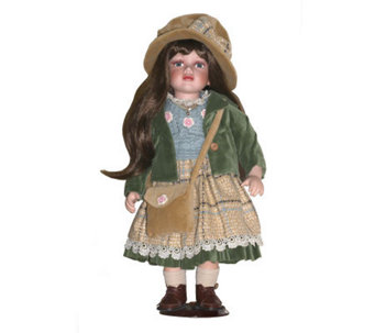 Copa Judaica Ellis Island Collection PorcelainDoll - Judith - H155790