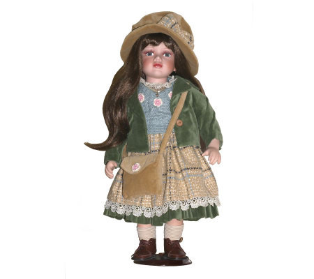 Copa Judaica Ellis Island Collection PorcelainDoll - Judith