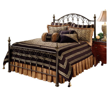 Hillsdale House Huntley Bed - Queen