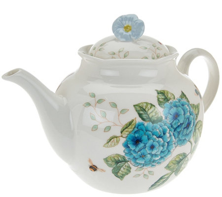 Lenox Limited Edition Butterfly Meadow Teapot