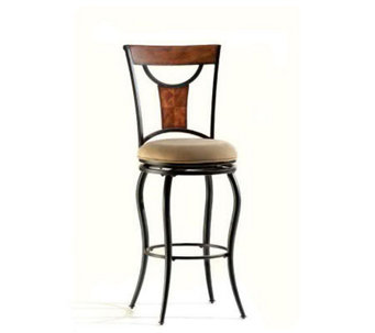 Hillsdale Furniture Pacifico Swivel Bar Stool - H174090