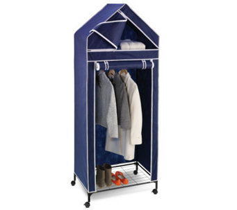 "Honey-Can-Do 30"" Portable Storage Closet - H184090"